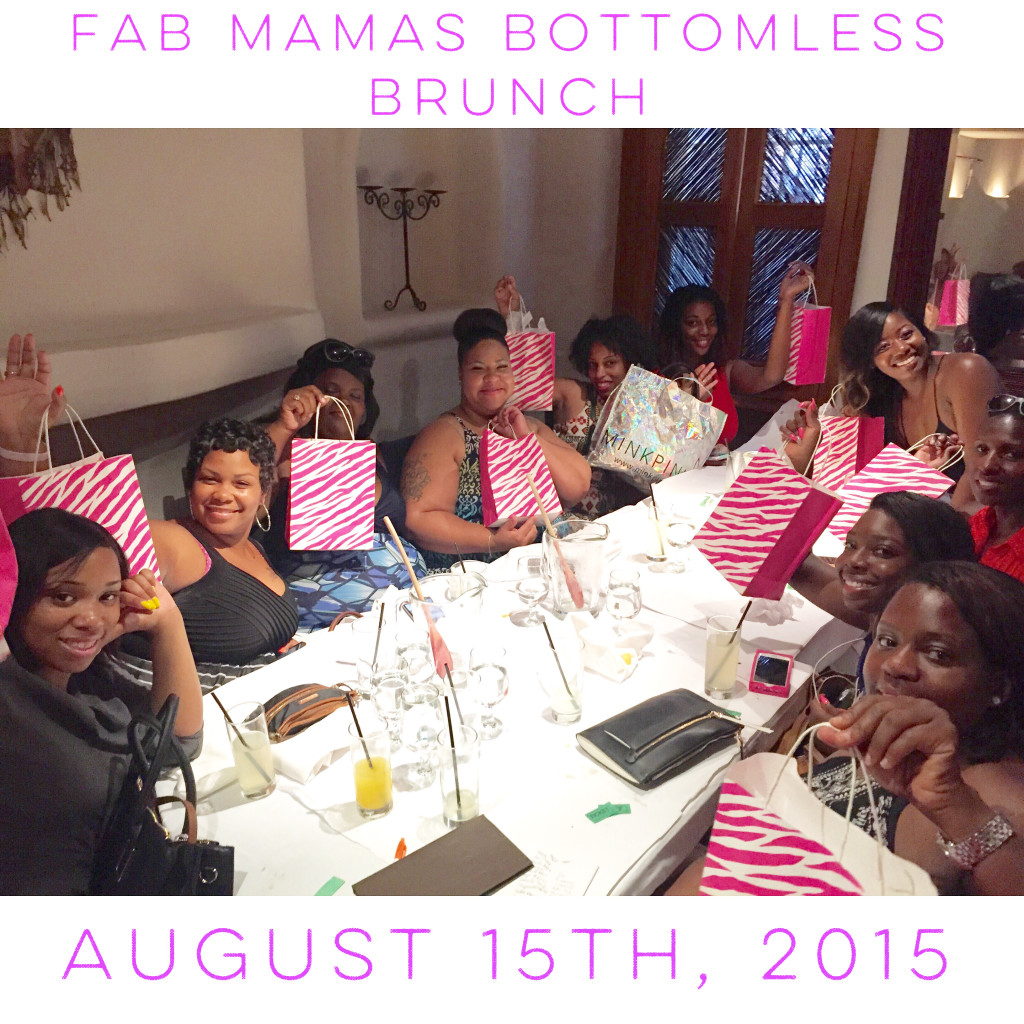 fab mamas bottomless Brunch by tiffany aka itsmeladyg