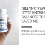 DIM: The Powerful & Little Known Hormone Balancer That Saved Me