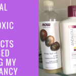 Natural & Non-Toxic Hair Products I've Used During My Pregnancy
