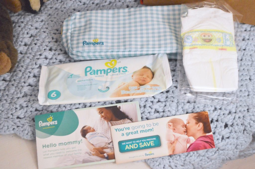 Prepping for Baby With The Hello Baby Box From BabyList ...