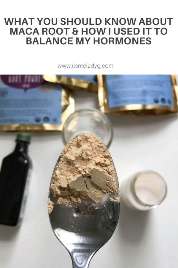 What You Should Know About Maca: And How I Used It To..