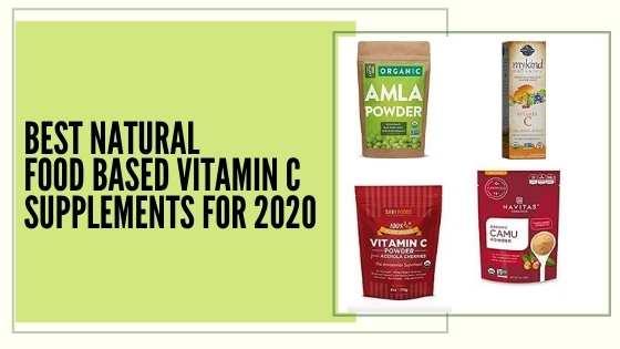 best natural food based vitamin c supplements arecola cherries camu camu amla